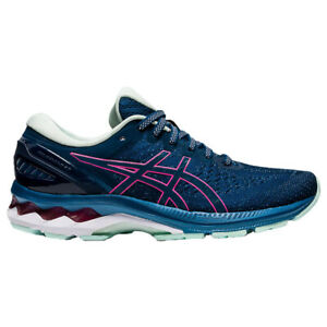 Asics GEL-KAYANO 27 Mako Blue Womens Running Shoes