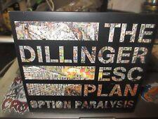 THE DILLINGER ESCAPE PLAN Option Paralysis CD