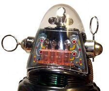 Dome for Robby the Robot Japan Osaka Tin Toy Rosko Astronaut Orginal