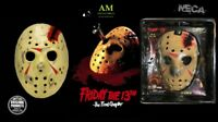 NECA  - FRIDAY THE 13th PART 4 - JASON'S MASK PROP REPLICA - MASKE - NEU/OVP