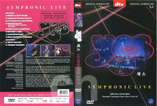 YES - Symphonic Live  DVD NEW