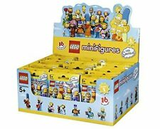 LEGO Minifigures 71009  The Simpsons Series 2(60 Packs)  BRAND NEW/SEALED BOX