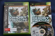 Tom Clancy's GHOST RECON: ADVANCED WARFIGHTER (PAL) game for XBOX