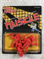 Iron Maiden Red MUSCLE Mini Figures Super 7 Trooper Piece of Mind Killers Eddie