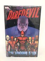 Daredevil Shadowland Omnibus Marvel Comics HC Hard Cover New Sealed $125