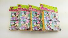 Minnie Mouse Dream Disney Kids Birthday Party Favor Sticker Boxes (Pack of 4)