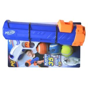 """Nerf Dog Ball Blaster Shooter Puppy and Dog Toy with Balls 12"""""""