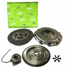 FLYWHEEL, VALEO CLUTCH KIT, BOLTS AND CSC FOR OPEL ZAFIRA 1.9 CDTI