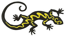 Ecusson patche Gecko Salamandre exclusif transfert thermocollable patch