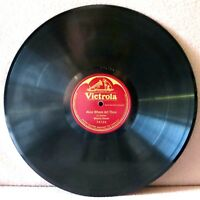 "Mischa Elman ""ALICE WHERE ART THOU"":  Victrola # 74724 - 1922:  NM-:  FREE SHIP!"