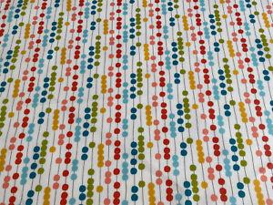 RILEY BLAKE beschichtete Baumwolle DOTS - 110 cm breit - 1 m