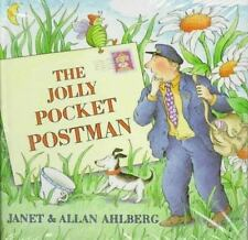 The Jolly Pocket Postman by Janet Ahlberg; Allan Ahlberg