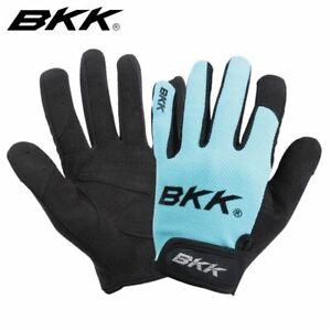 BKK Extreeme Fishing Breathable Mesh-Fabric Full-Finger GLOVES XL