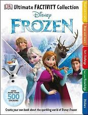 DISNEY FROZEN Ultimate Factivity Collection New Paperback KIDS BOOK Free POST