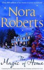 NORA ROBERTS ___ THE MAGIC OF HOME  _ 2 STORIES IN 1 _ BRAND NEW ___ FREEPOST UK