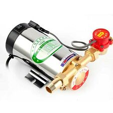 220V Durable Household Automatic Gas Water Heater Solar Water Booster Pumps