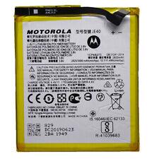 Batteria ricambio sostitutiva ORIGINALE Motorola 2820mAh per Moto G7 Play JE40