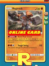 Regirock Playset ( Regi )  - for Pokemon TCG Online (DIGITAL ptcgo in Game Card)