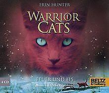 Warrior Cats. Feuer und Eis: I, Folge 2, gelesen von Ulr... | Buch | Zustand gut