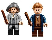 LEGO DIMENSIONS FANTASTIC BEASTS MINIFIGURE NEWT SCAMANDER TINA GOLDSTEIN