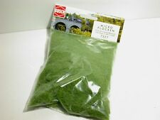 BUSCH HO MICRO FLOCK - 'SPRING GREEN' - # 7327 suit model train scenery