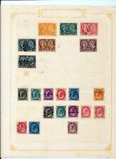 Canada Qv/Gvi Jubilee Quebec M&U Good Catalogue (Appx 100 Items) Zz192