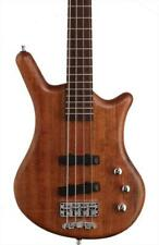 Warwick GPS Thumb BO 4 String Bass Guitar Natural Transparent Satin - HD GIG BAG