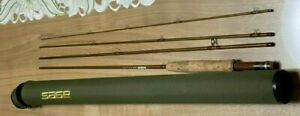 SAGE Launch 690 4  9'0 #6 Line 4P Fishing Fly Rod Casting w/Tube Case