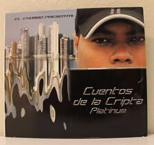 EL CHOMBO PRESENTA, CUENTOS DE LA CRIPTA PLATINUM, PANAMA REGGAE, ALMIRANTE