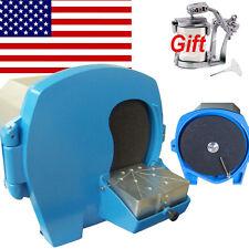 USA Dental Lab Wet Model Trimmer Abrasive Equipment +Magnetic Articulator