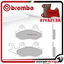 Brembo SA pastillas freno sinter fre Bombardier -Can Am Commander 1000 dx 2011>