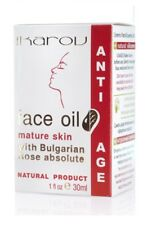 IKAROV Anti Age FACE OIL Bulgarian Rose Extract - Mature &Very Dry Skin 30ml