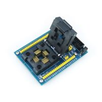 Enplas T24 ADP IC Test /& Burn-in Socket with boardfor AVR SOIC14 packa 150 mil