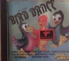 Do The Bird Dance Australian CD Album VGC
