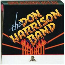 Red Hot - Don Harrison (2004, CD NIEUW)