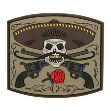 PVC Morale Patch MAXPEDITION - EL GUAPO - BANDITO - ARID color - Hook & Loop NEW