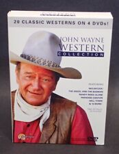 John Wayne Western Collection 20 classic 4 DVD
