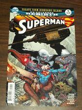 SUPERMAN #9 DC UNIVERSE REBIRTH NM (9.4)