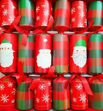 6 Childrens Xmas Crackers + LOL Surprise Glitter Bands, Mighty Beanz, Super Zing