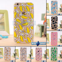 CUTE NEW 3D Silicone Soft Case for iPhone 5S 5C 6 6S 7 Plus | Samsung S6 S7 Edge