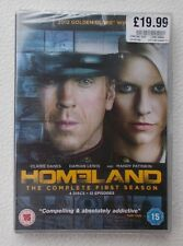 Homeland : The Complete First Season / Series 1 ~ UK DVD ~ Brand New & Sealed