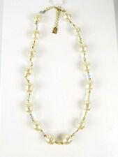"""$74 Lauren Ralph Lauren Pearls Rock 18"""" Organic Pearl Collar Necklace"""