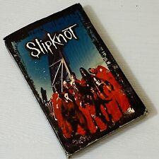 Slipknot Cassette Sampler Promo 1999 Wait And Bleed Me Inside Joey Jordison