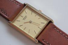 Seiko Quartz Damenuhr, Original Box, wie neu   women's watch, vergoldet  gilden