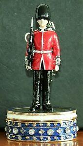 Treasured Trinket By Juliana Guardsman On Base 15047 NEW  AND  BOXED