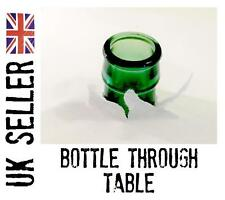 BOTTLE THROUGH TABLE/BODY close up magic trick