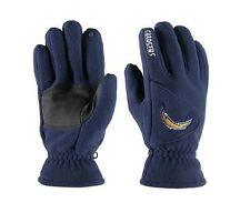 NFL Former San Diego Now Los Angeles Chargers Fleece Gloves W/ Exhale Heating™