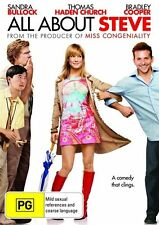 All About Steve (DVD, 2010)