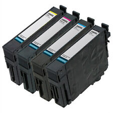 4PK T200XL 200XL Ink Cartridge for Epson Expression XP-400 XP-410