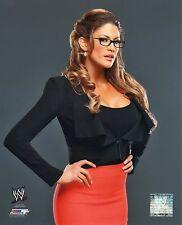 WWE PHOTO EVE TORRES WRESTLING 8x10 PROMO